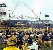 Woodstock 1969 crowd