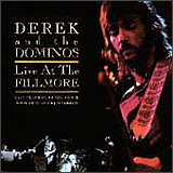 Live At The Fillmore album cover by Derek And The Dominos
