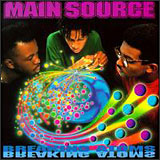 Main Source - Breaking Atoms album cover