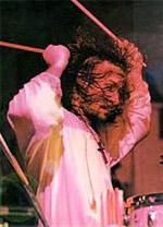 metal rock music drummer Bill Ward