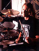 metal rock music drummer Danny Carey