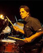 metal rock music drummer Dave Lombardo