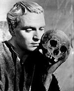 Laurence Olivier - Hamlet scene