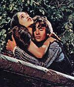 Romeo and Juliet - movie scene