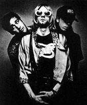 nirvana, grunge rock band