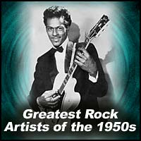 Greatest Rock Artists of the 1950s