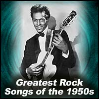 Greatest Rock Songs of the 1950's