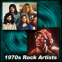1970s Rock Artists
