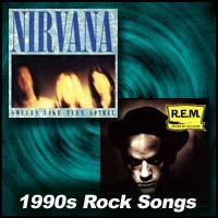 1990s Rock Songs