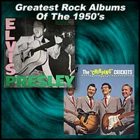 Greatest Rock Albums of the 1950s