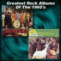 Greatest Rock Albums of the 1960s