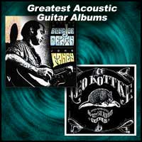 Greatest Acoustic Guitar Albums