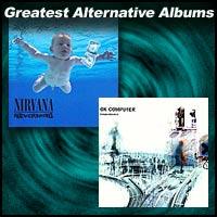 Greatest Alternative Albums