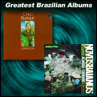 Greatest Brazilian Albums