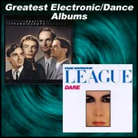 Greatest Electronic/Dance Albums