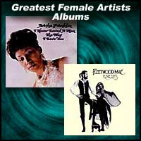 Greatest Female Artists Albums