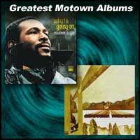 Greatest Motown Albums