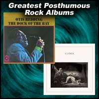 Greatest Posthumous Rock Albums