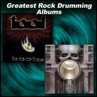 Greatest Rock Drumming Albums