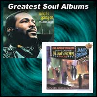 Greatest Soul Albums