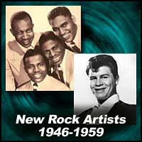 Music Artists the Ravens and Ritchie Valens