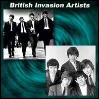 Greatest British Invasion Artists