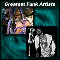 Greatest Funk Artists