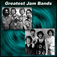 Greatest Jam Bands