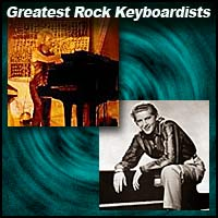 Greatest Rock Keyboardists