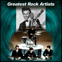 Greatest Rock Artists