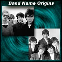 Band Name Origins