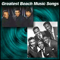 Greatest Beach Music Songs with the Dominoes and General Johnson and the Chairmen of the Board