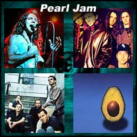 Pearl Jam band in 4 pictures