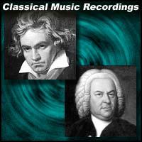 Classical Music Recordings