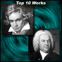 Beethoven and Bach