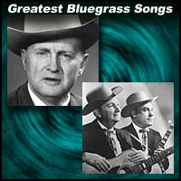 Bill Monroe, Lester Flatt and Earl Scruggs