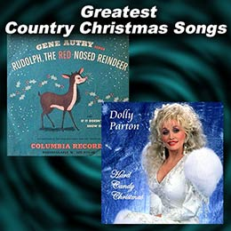 Greatest Country Christmas Songs