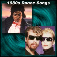 1980s Dance Songs