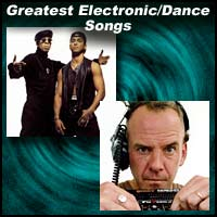 Greatest Electronic/Dance Songs link button