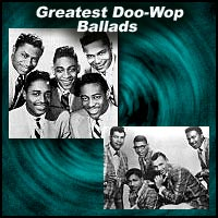 Doo-Wop groups the Coasters and the Flamingos