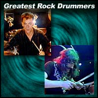 Greatest Rock Drummers