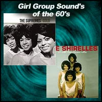 Girl Group Sound's of the 60's