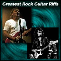 Greatest Rock Guitar Riffs