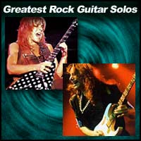 100 Greatest Rock Guitar Solos