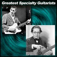 Greatest Specialty Guitarists