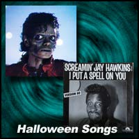 100 greatest halloween party songs - 100 Halloween Songs