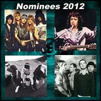 Nominees 2012