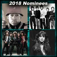 LL Cool J, The Cars, Bon Jivi and Kate Bush