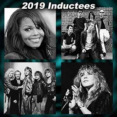 Inductees 2019