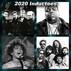 Inductees 2020
